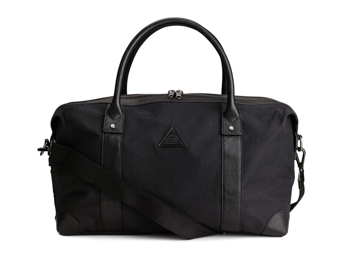 Style + Design luggage suitcase accessory bag handbag piece case shoulder bag briefcase black business bag leather baggage hand luggage