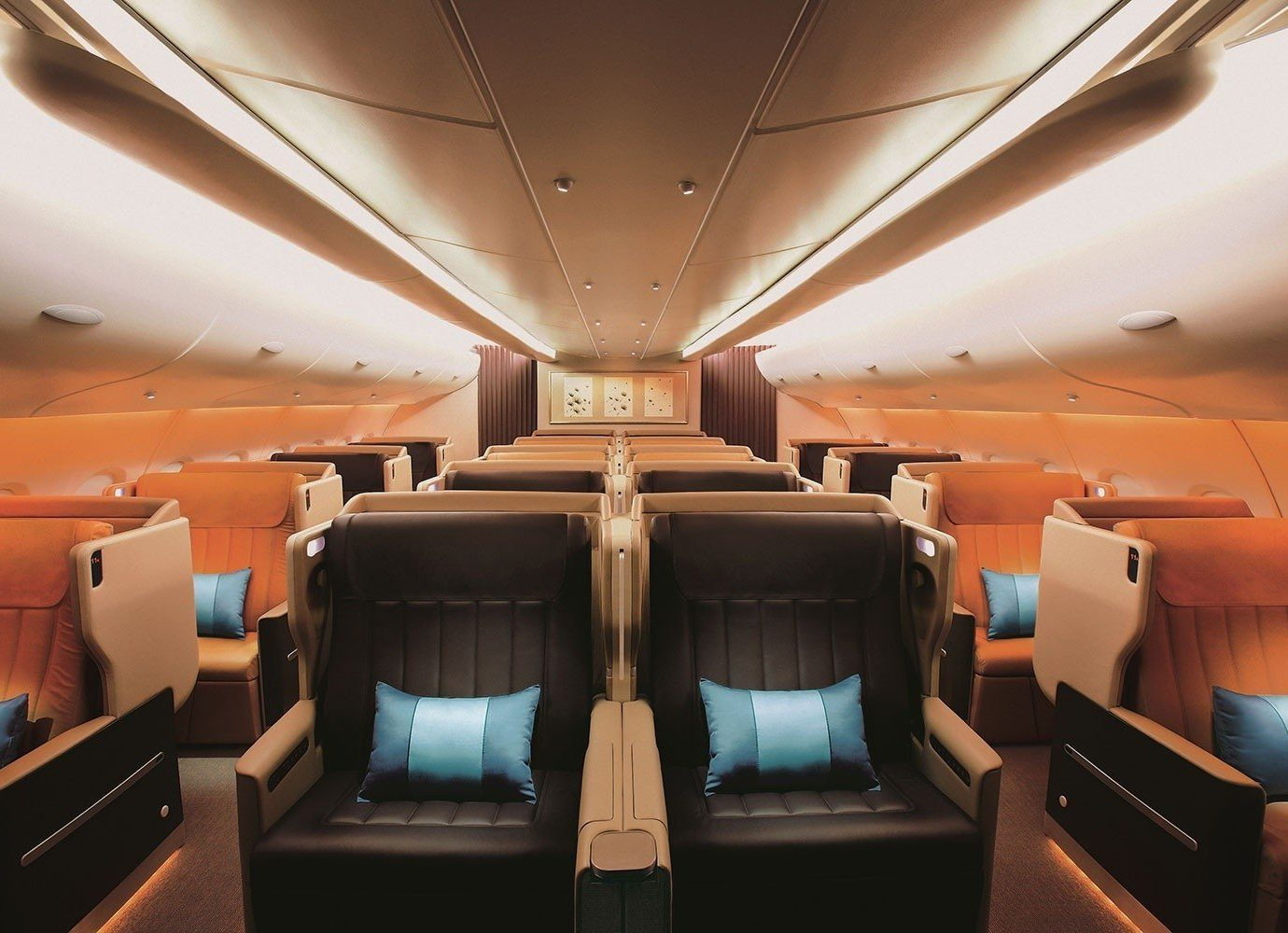 Travel Tips indoor airline vehicle ceiling aircraft aircraft cabin yacht aviation airplane passenger luxury yacht business jet