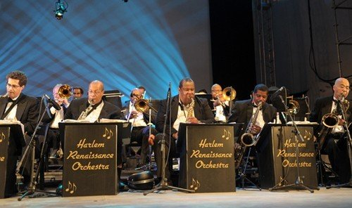 Arts + Culture musician orchestra Music audience stage jazz musical theatre