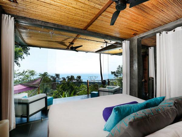 Bedroom At Kura Design Villas In Costa Rica