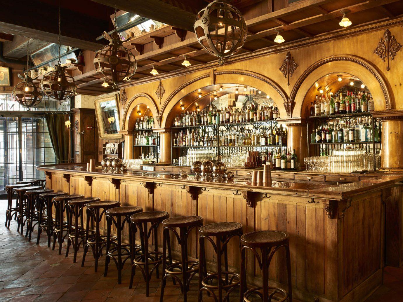 Food + Drink Romance indoor floor function hall meal ballroom restaurant estate interior design Bar synagogue several