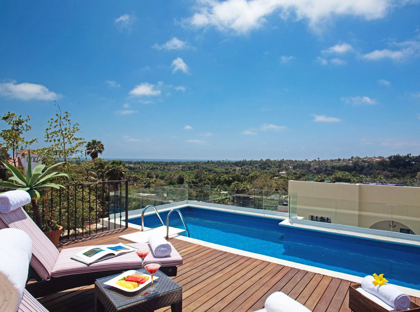 Pool Rooftop Scenic views Trip Ideas sky swimming pool property leisure vacation Resort vehicle Villa estate real estate furniture