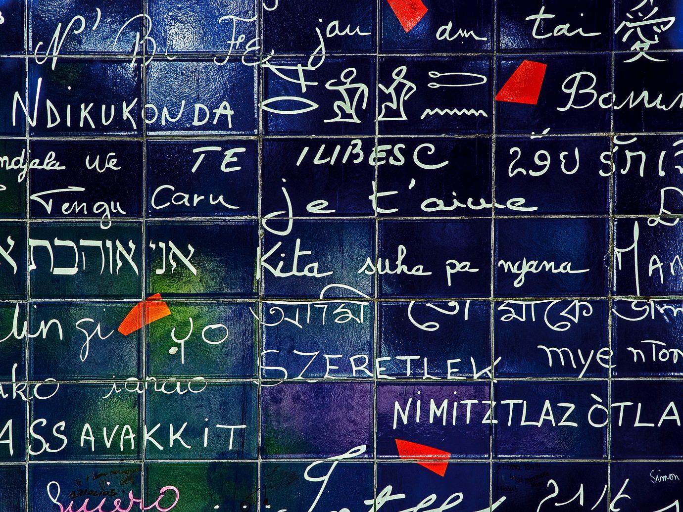 Romance Trip Ideas blackboard text font line area world sky space colorful
