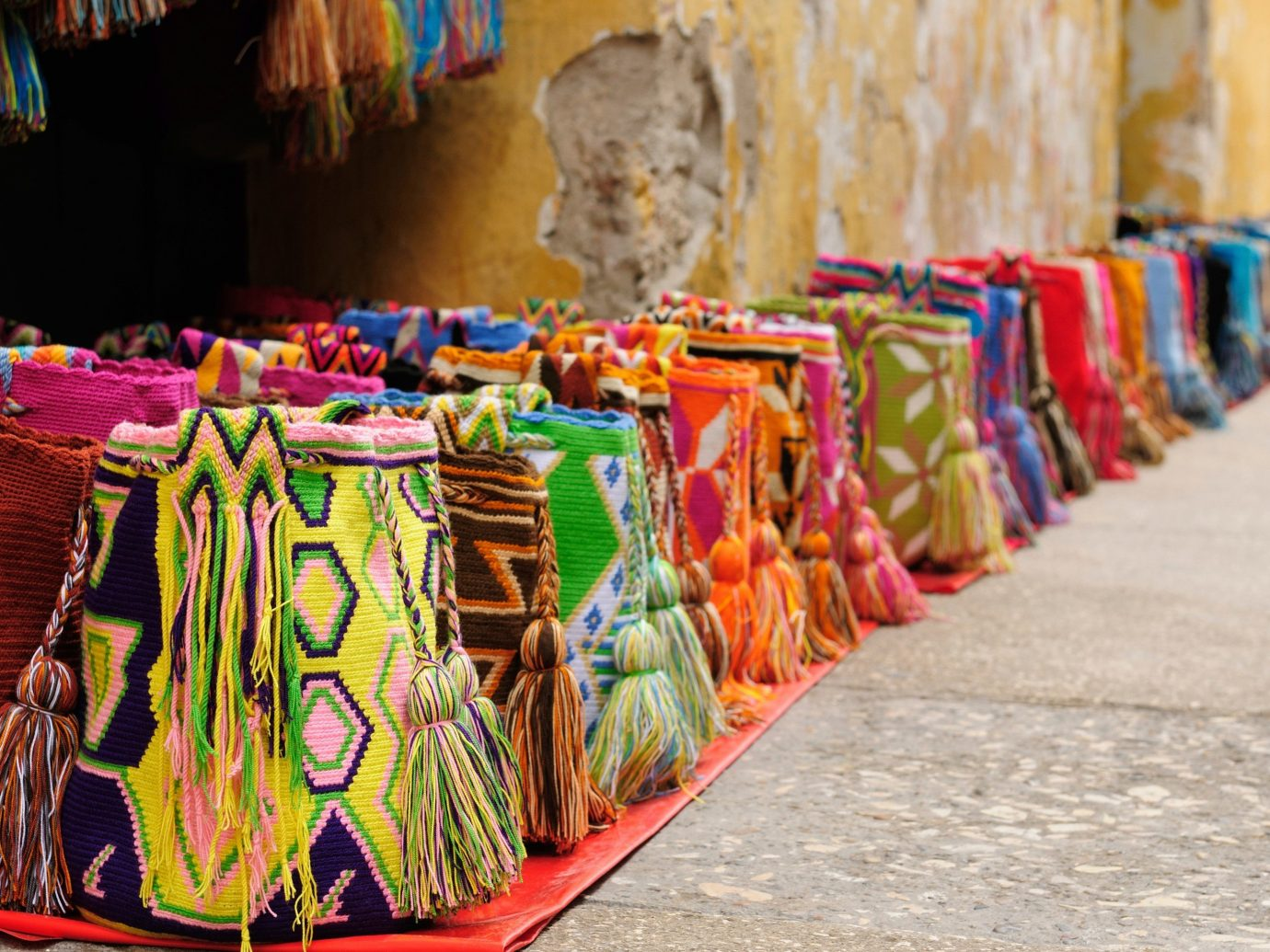 Jetsetter Guides color colorful market public space City human settlement art bazaar spring tradition decorated colored painted