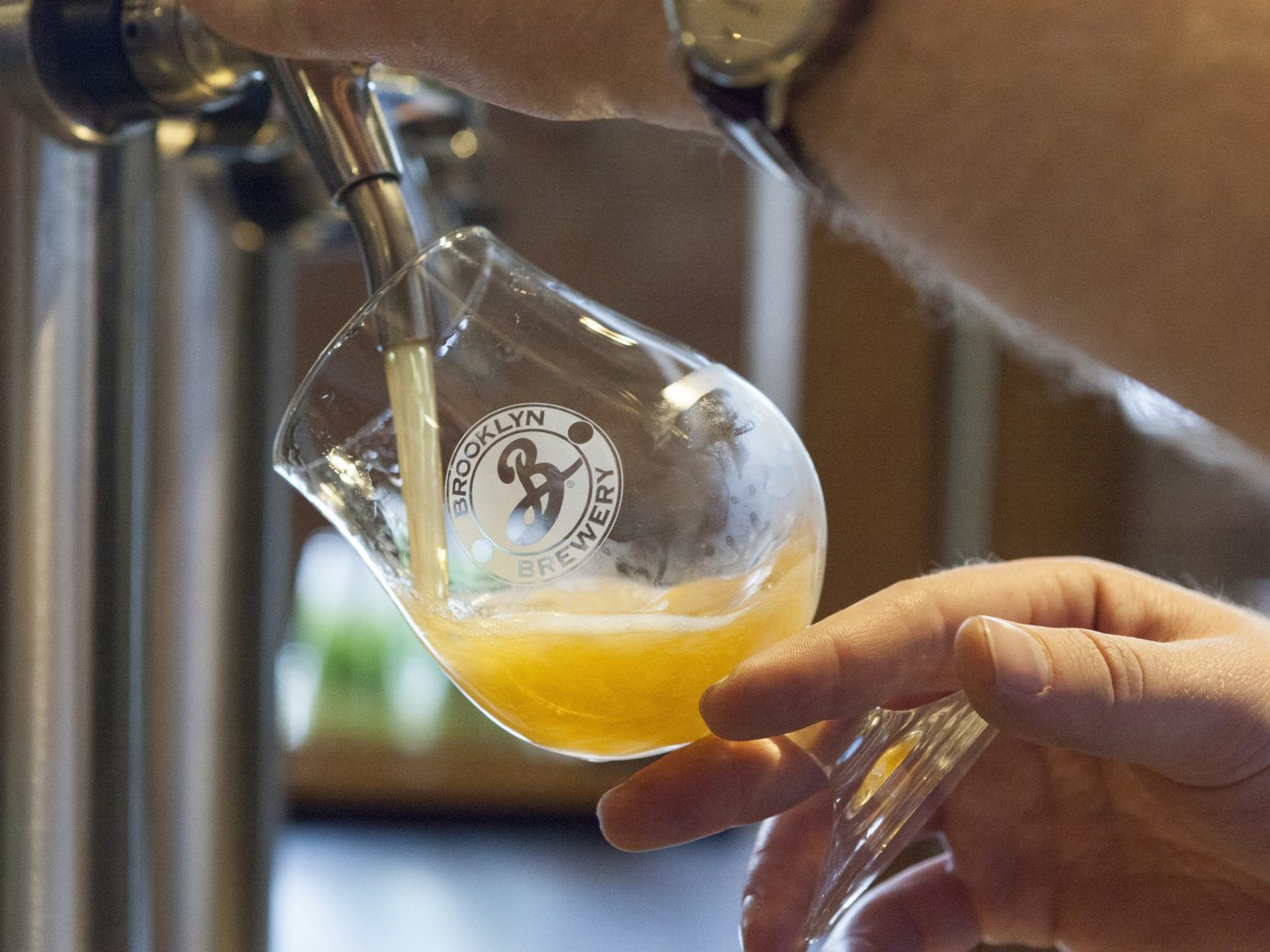 Beer on Draft at Brooklyn Brewery