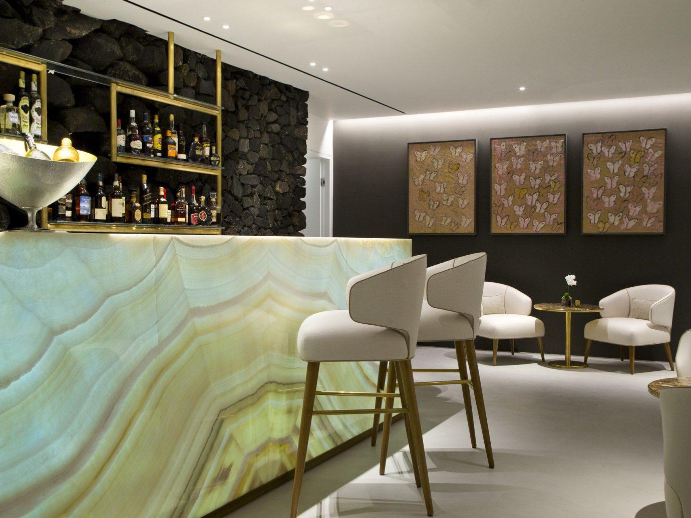 Greece Hotels Romance Santorini indoor floor room Living property interior design living room home estate Design Lobby condominium Suite furniture window covering decorated