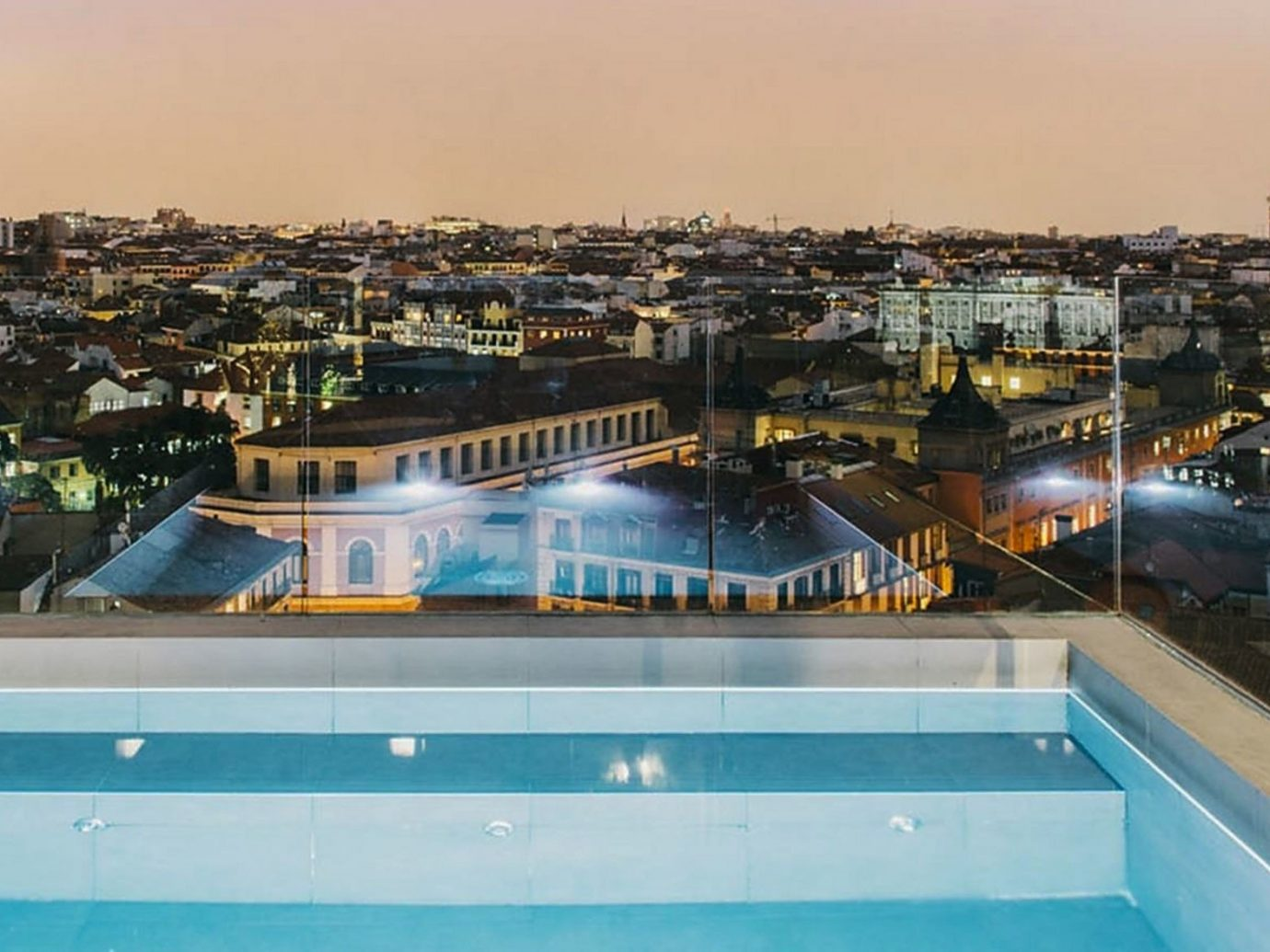 Hotels sky outdoor swimming pool