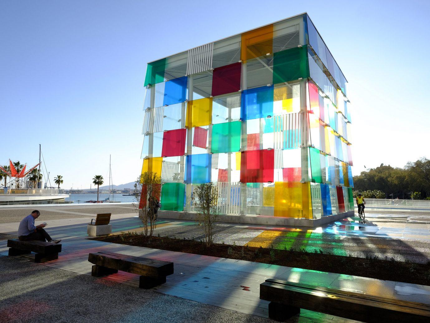 Road Trips Trip Ideas sky outdoor landmark plaza colorful