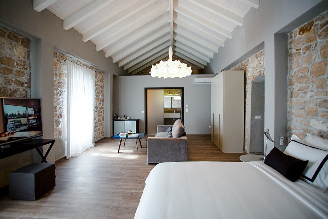 Trip Ideas indoor wall floor room ceiling bed Living interior design estate Suite real estate daylighting Bedroom house window interior designer flooring furniture