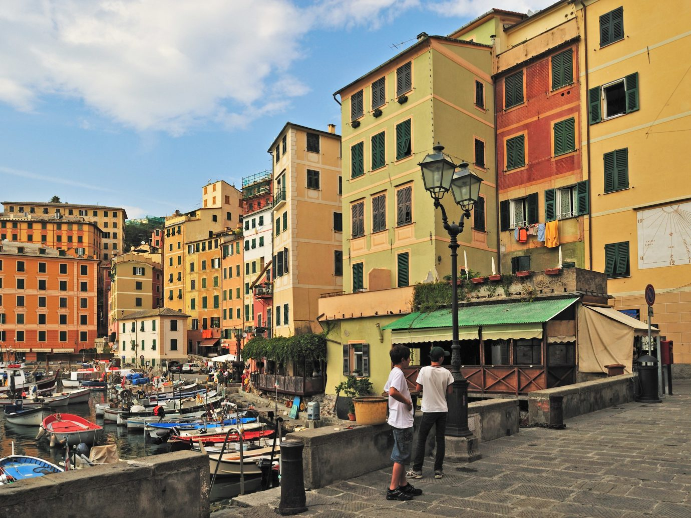 Italy Trip Ideas outdoor waterway neighbourhood City Town water urban area Canal mixed use marketplace sky building street house people facade channel vehicle tourism Downtown