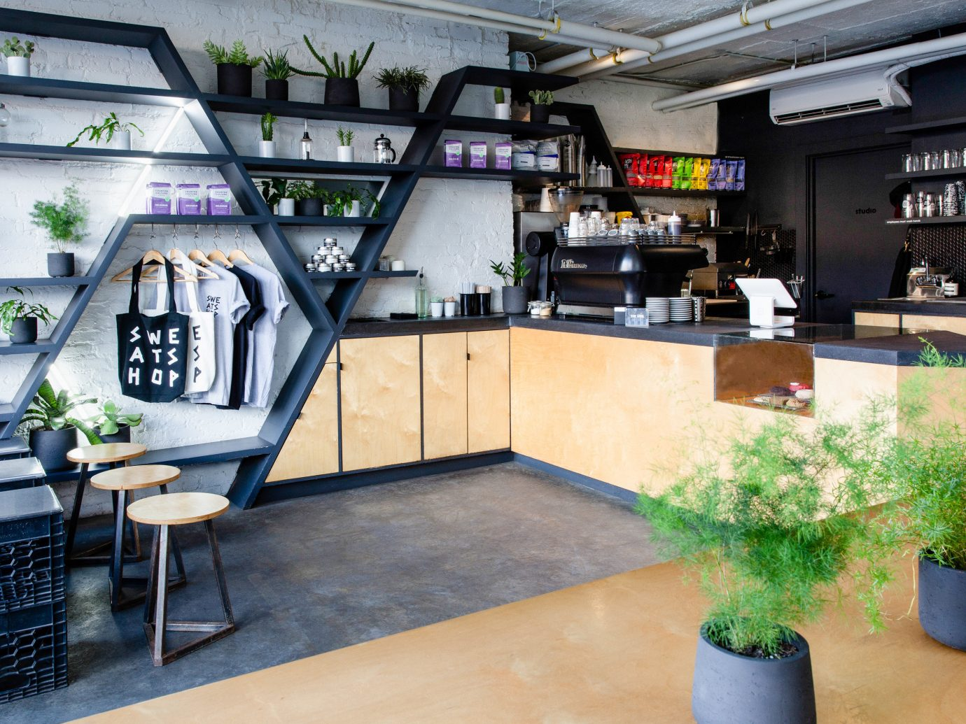 Brooklyn City Food + Drink NYC interior design furniture interior designer area