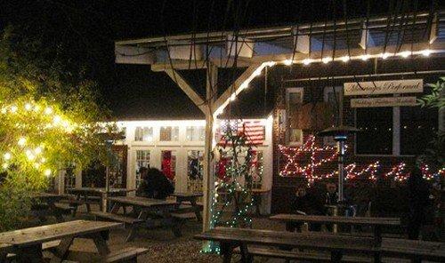 Food + Drink outdoor building lighting shrine night