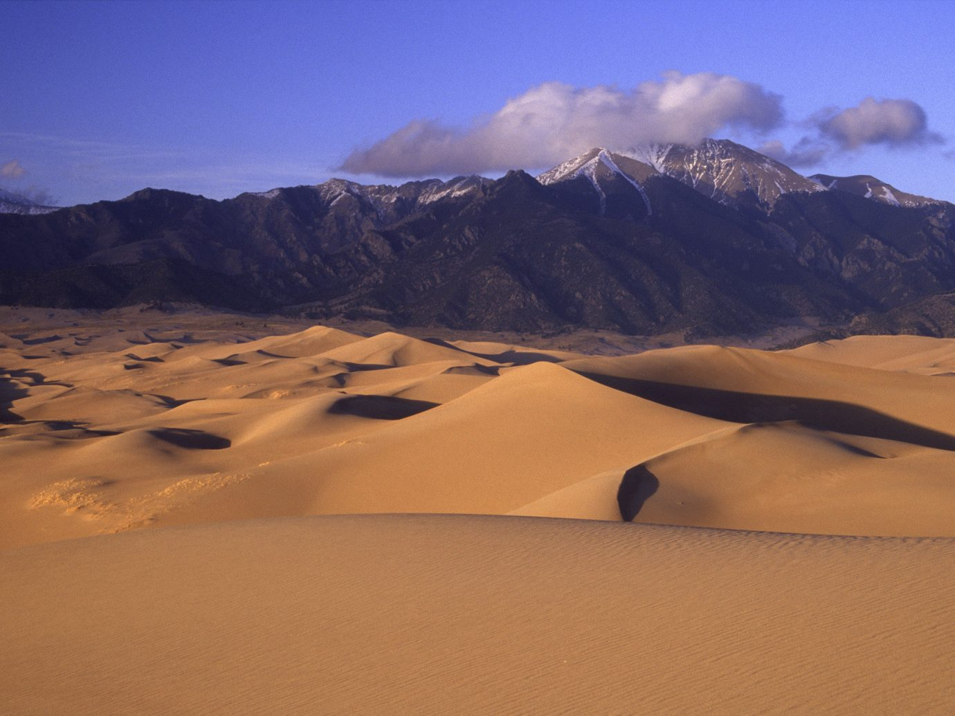 Trip Ideas mountain sky Nature habitat outdoor geographical feature natural environment landform erg aeolian landform landscape Desert sand sahara dune wadi plateau clouds