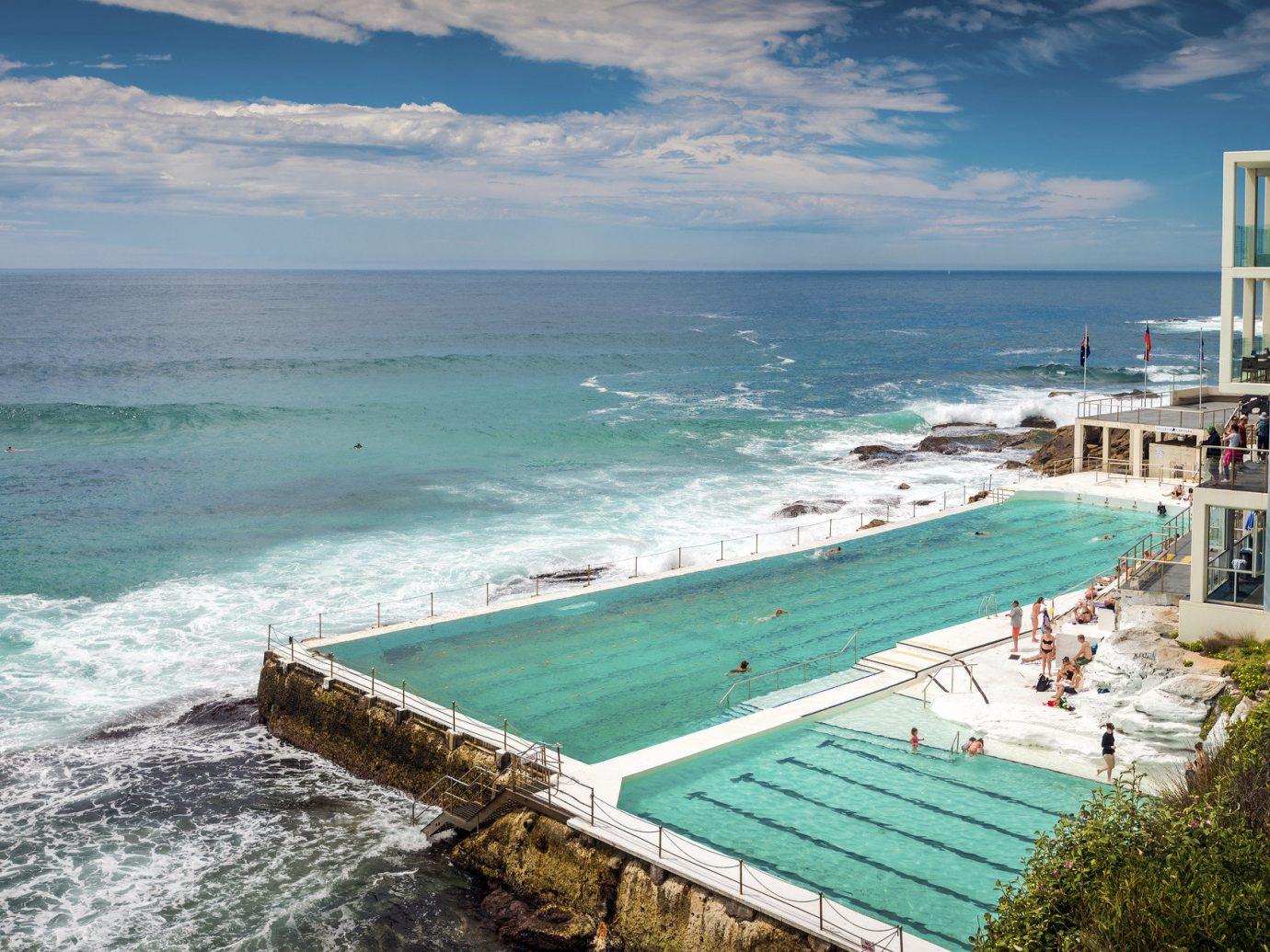Hotels Offbeat Travel Tips Trip Ideas water sky outdoor Sea Ocean shore Beach body of water Coast vacation caribbean bay cape Resort cove dock sandy