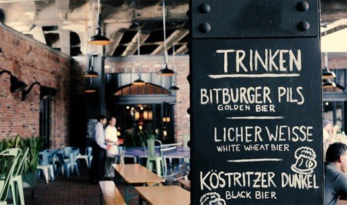 Food + Drink building outdoor sign restaurant