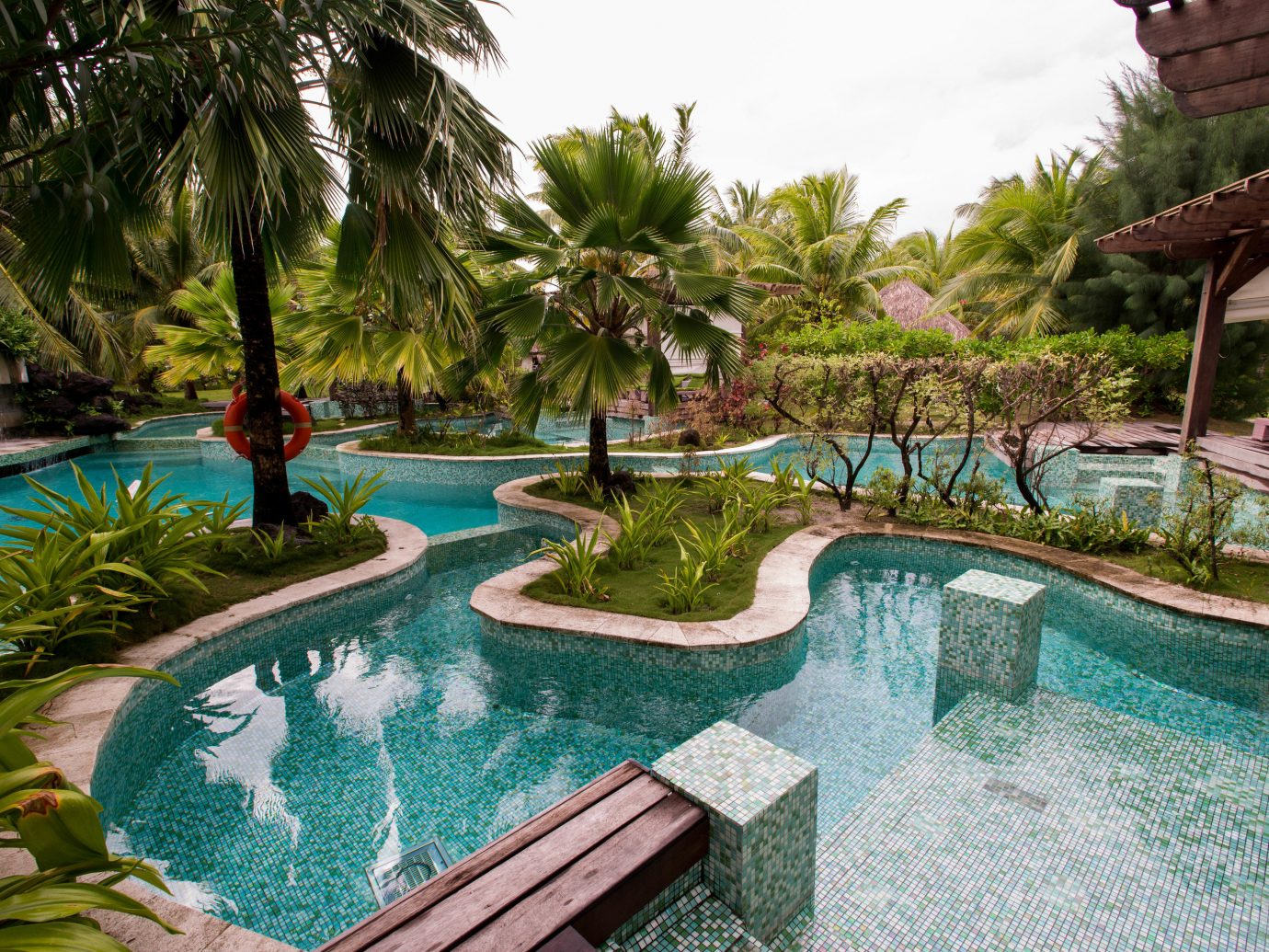 All-Inclusive Resorts Boutique Hotels Hotels Romance tree Resort swimming pool outdoor property leisure building estate vacation green resort town Villa backyard real estate eco hotel Garden mansion palm plant area furniture