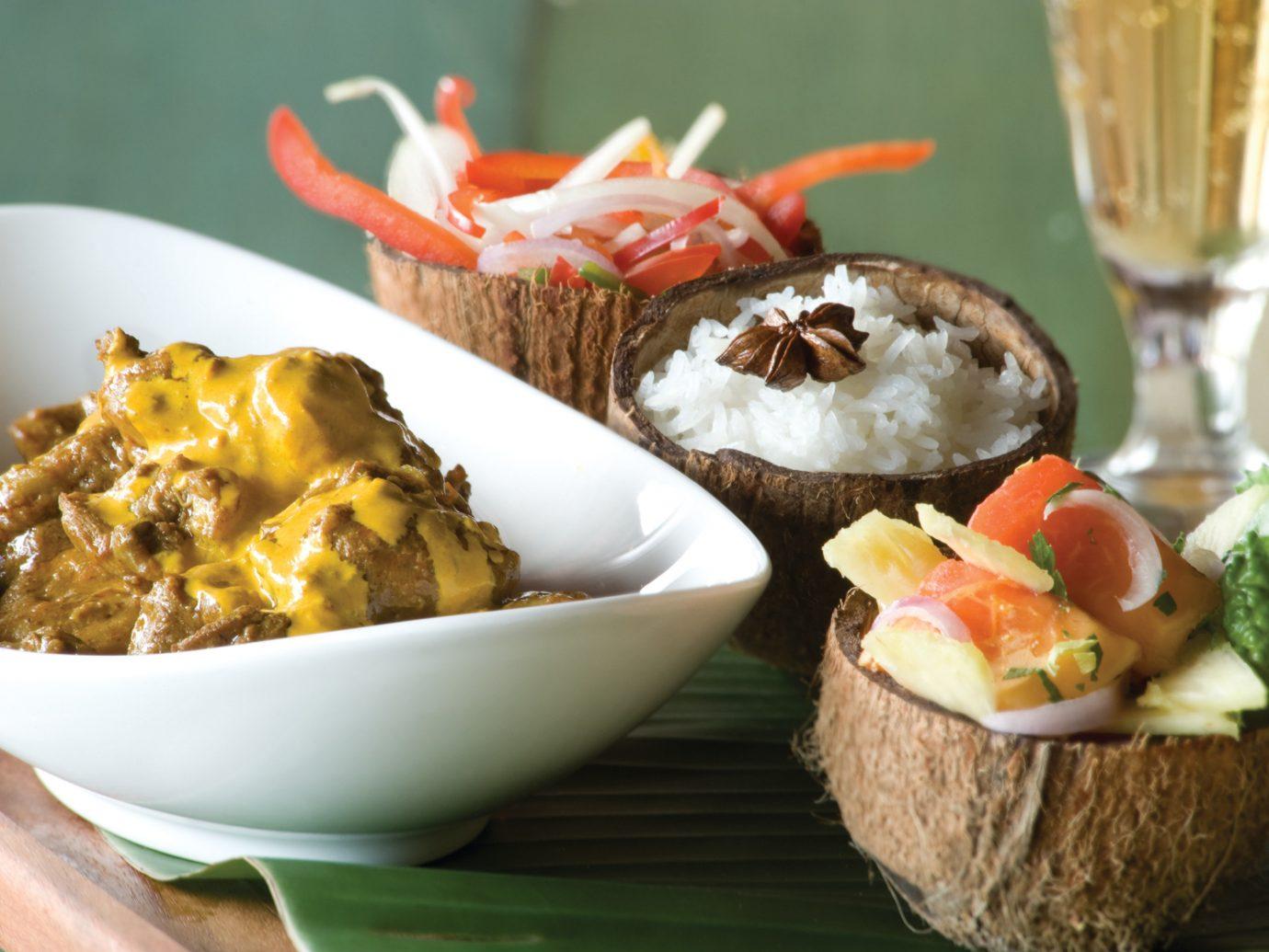 Hotels food dish meal cuisine breakfast produce vegetable several