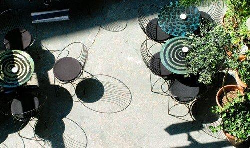 Style + Design plant fan