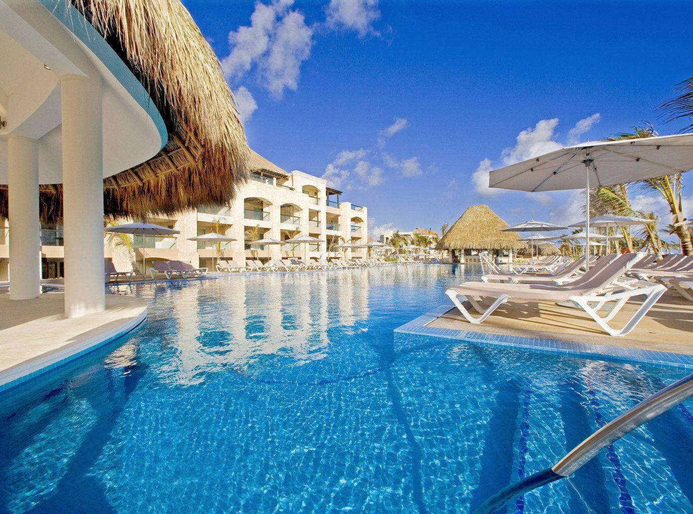 Pool at Hard Rock Hotel & Casino Punta Cana, Dominican Republic