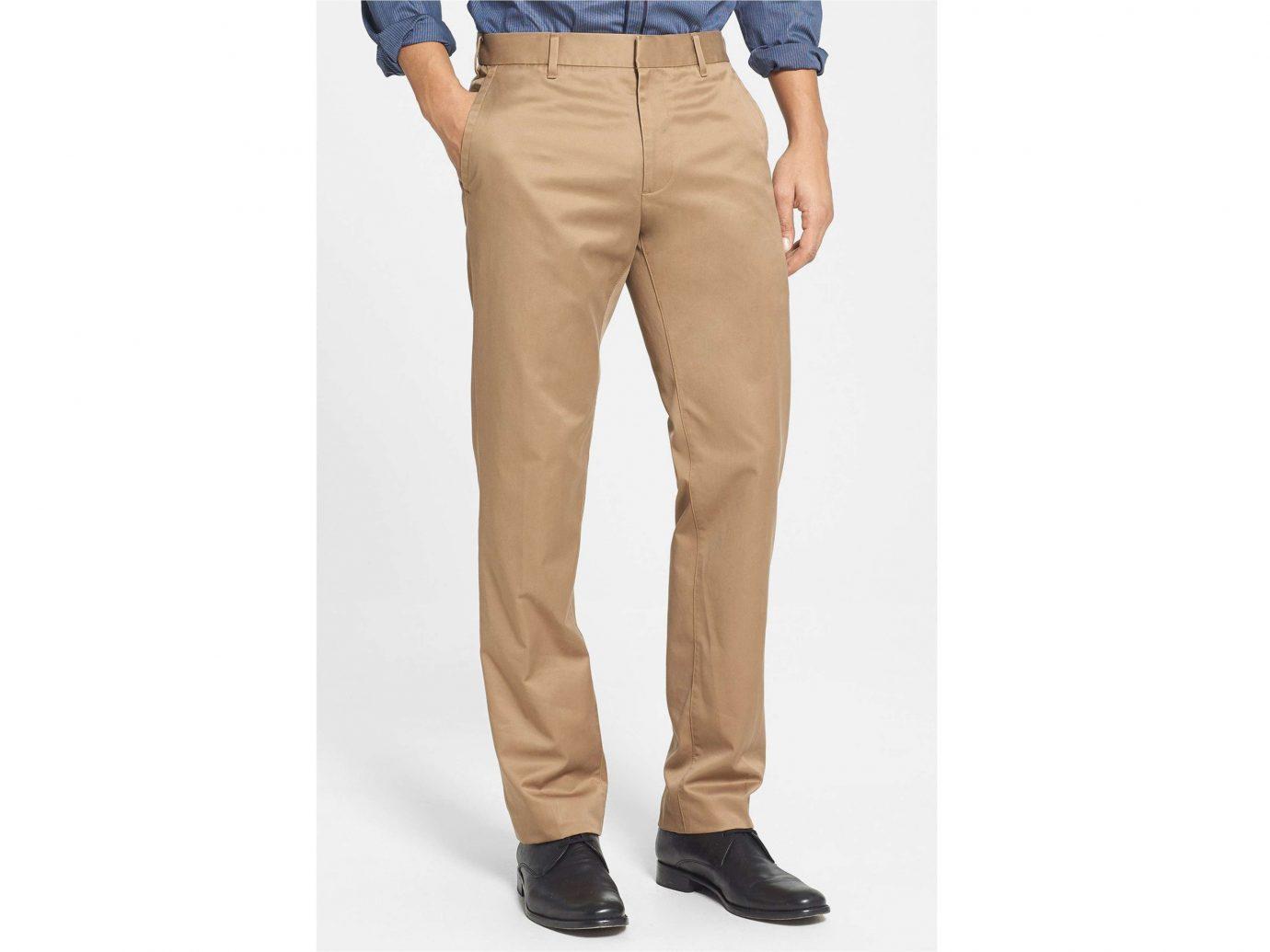 Style + Design Travel Shop clothing person khaki trouser wearing standing posing jeans trousers waist suit beige pocket active pants male