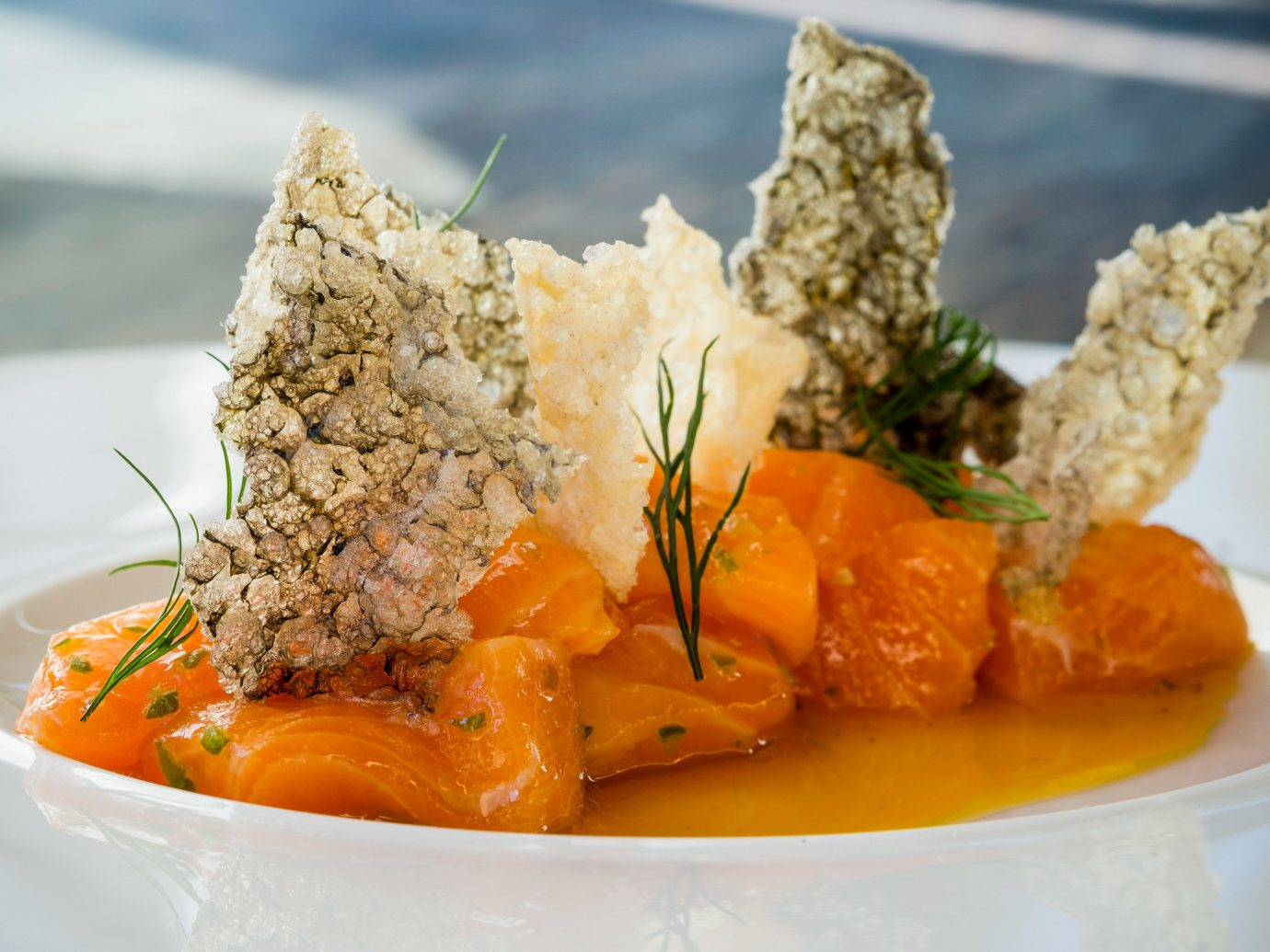 Food + Drink Phildelphia food plate dish vegetarian food vegetable cuisine smoked salmon recipe meat piece de resistance