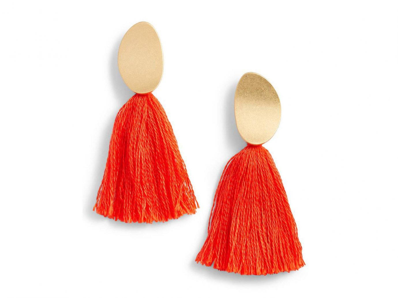 City NYC Style + Design Travel Shop orange red cloth brush peach party hat tool broom