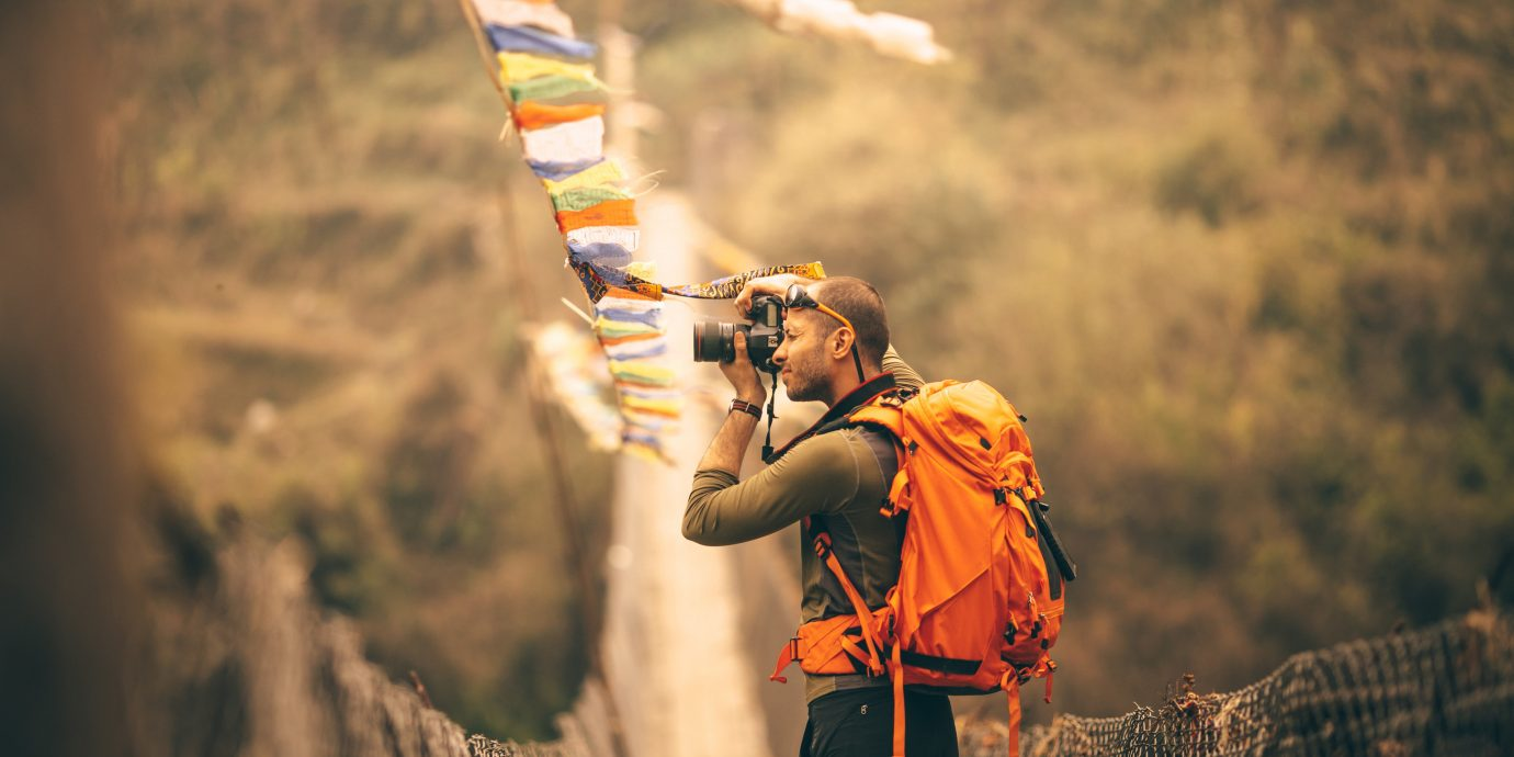 Solo Travel Travel Shop Travel Tech Travel Tips color person outdoor photograph photography spring extreme sport Adventure rope