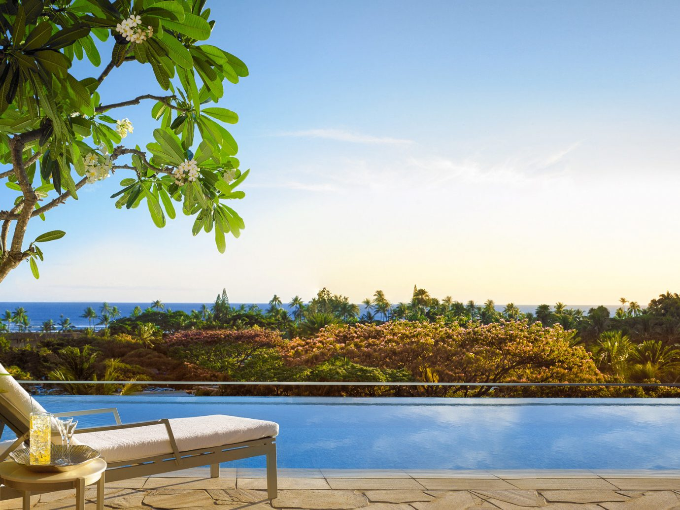 Hotels Romance tree water outdoor sky property swimming pool River vacation estate Resort Lake Sea sunlight arecales Villa overlooking shore