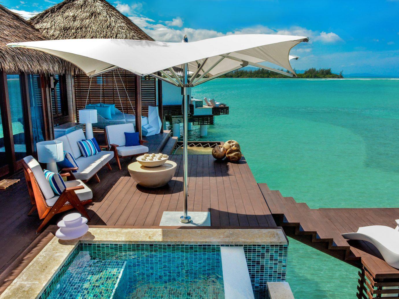 All-Inclusive Resorts Hotels Trip Ideas water leisure swimming pool caribbean vacation Resort Sea estate Beach Villa furniture