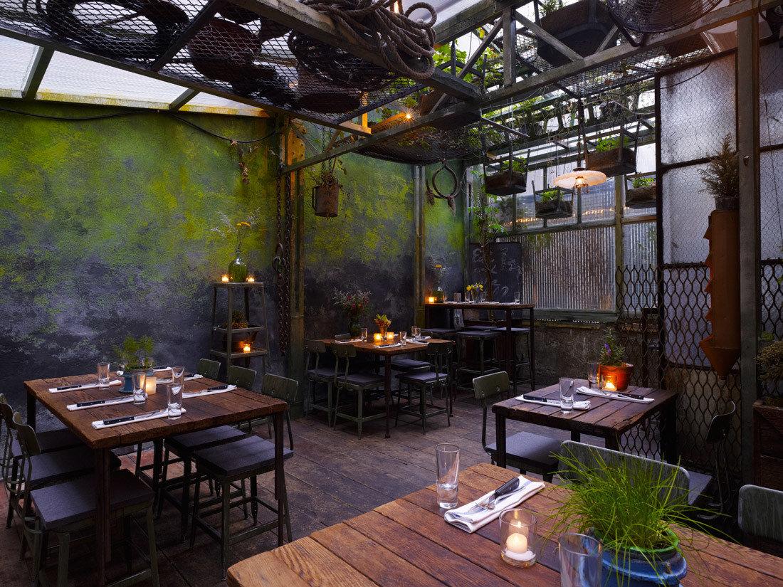 Food + Drink indoor building restaurant interior design real estate