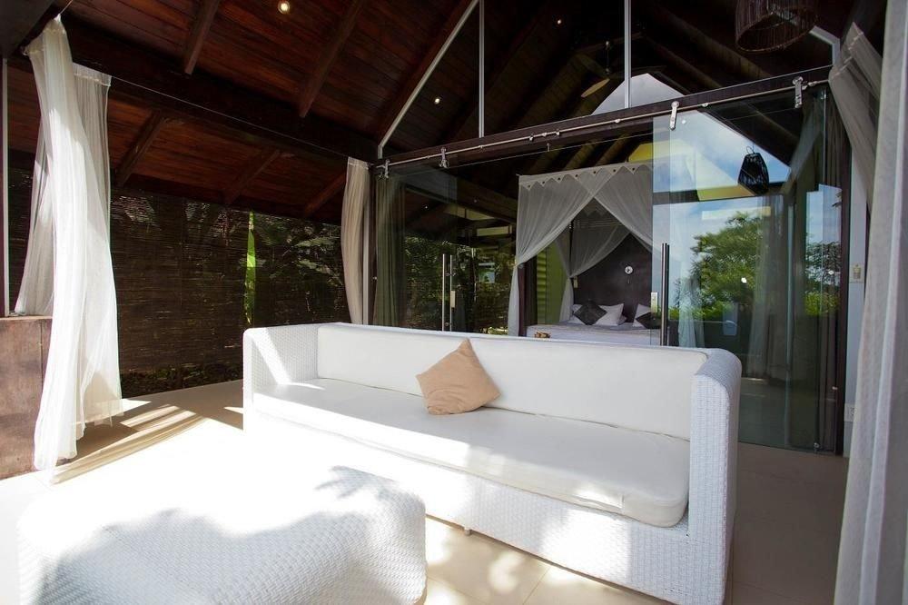 Living room at Oxygen Jungle Villas