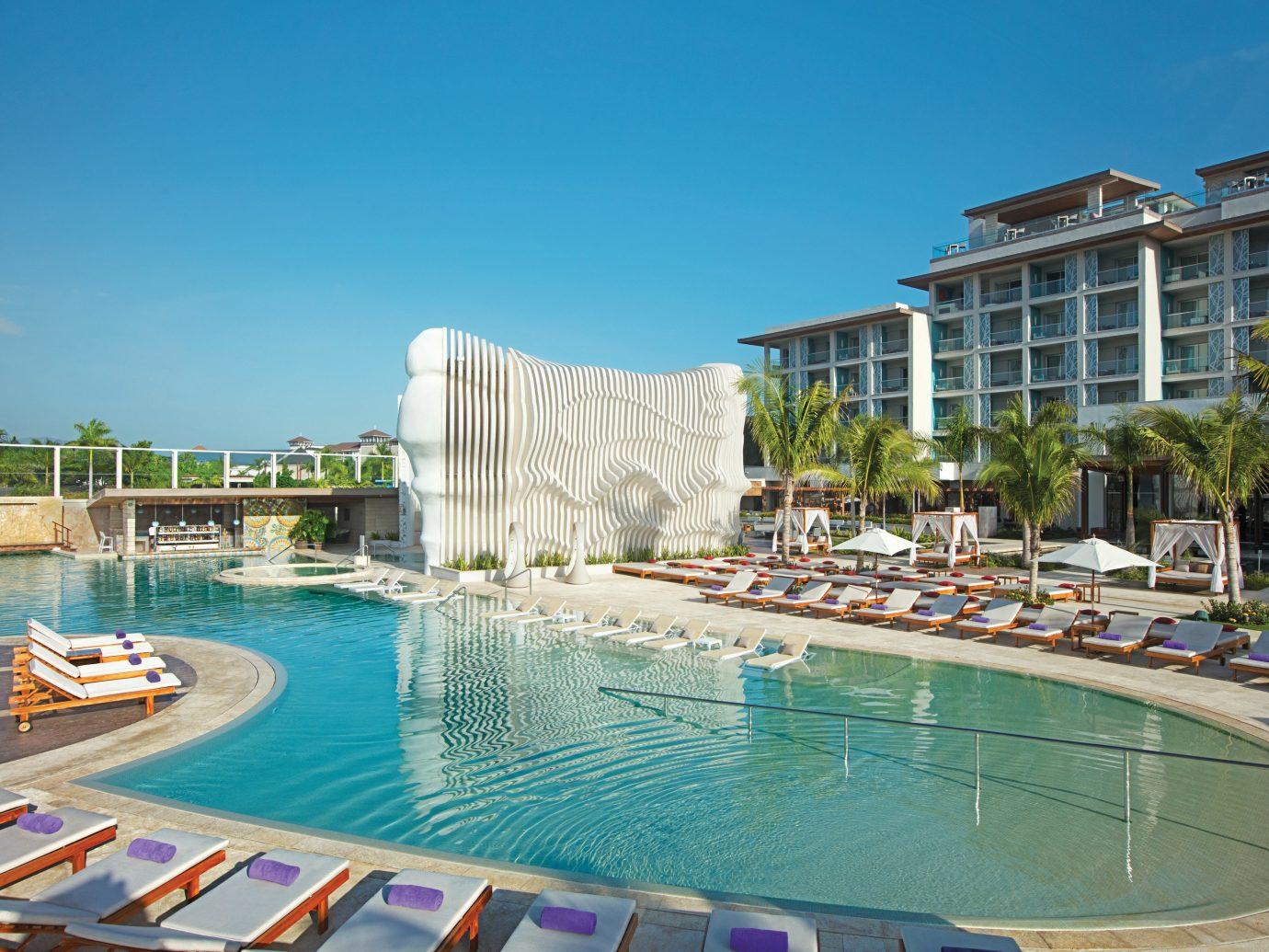 Pool at Breathless Montego Bay Resort & Spa, Jamaica
