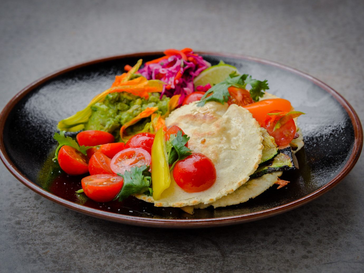 Trip Ideas food plate dish salad meal cuisine produce fish lunch breakfast vegetable vegetarian food tomato
