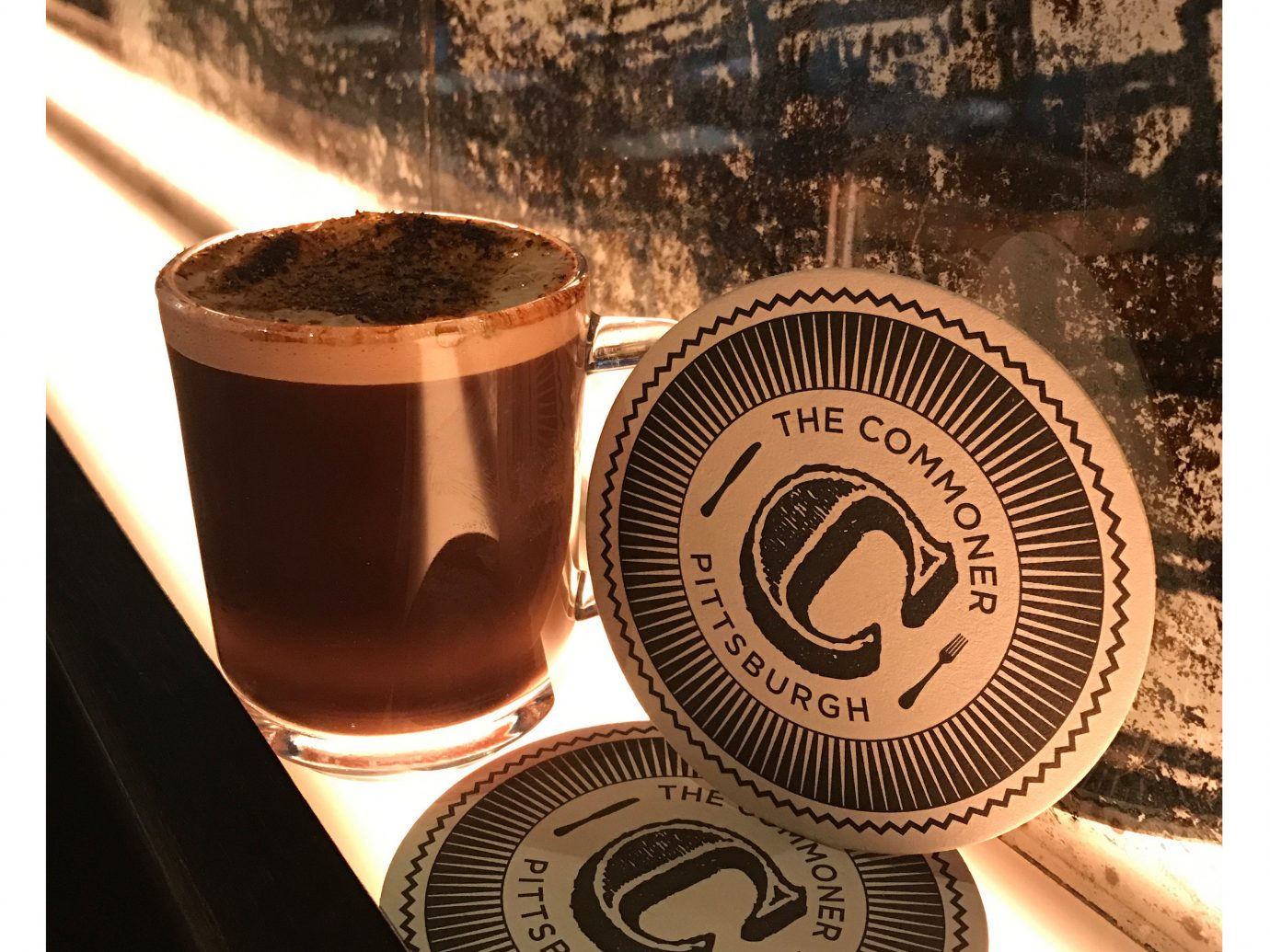 Food + Drink cup Drink coffee coffee cup caffeine chocolate brand espresso flavor