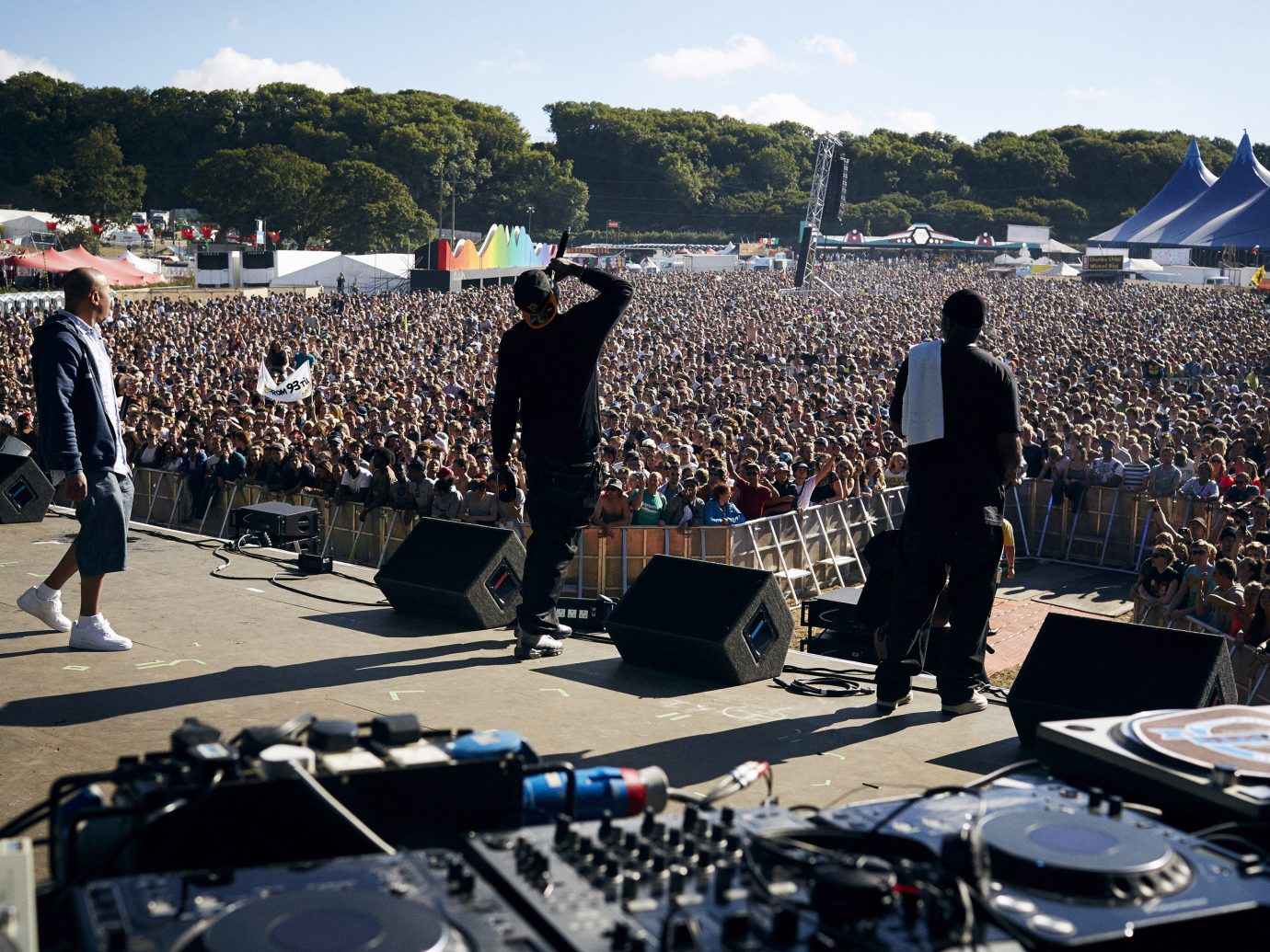Arts + Culture sky outdoor crowd people person musician military several