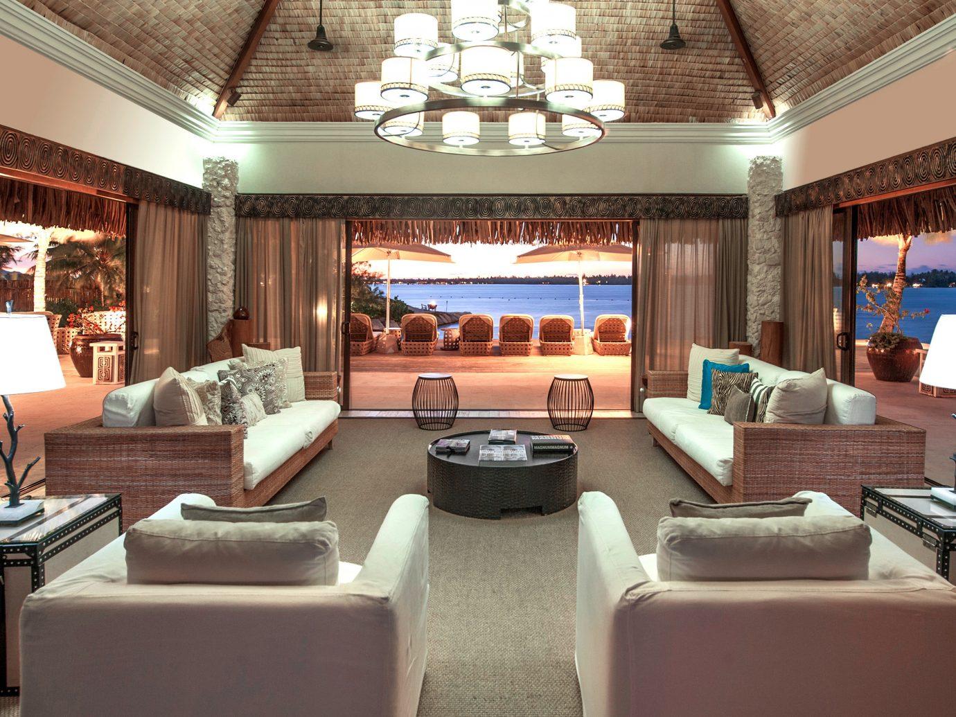 Bedroom Hotels Living Suite indoor room floor property estate ceiling living room yacht vehicle interior design Boat passenger ship home Resort Design furniture mansion Villa Lobby area