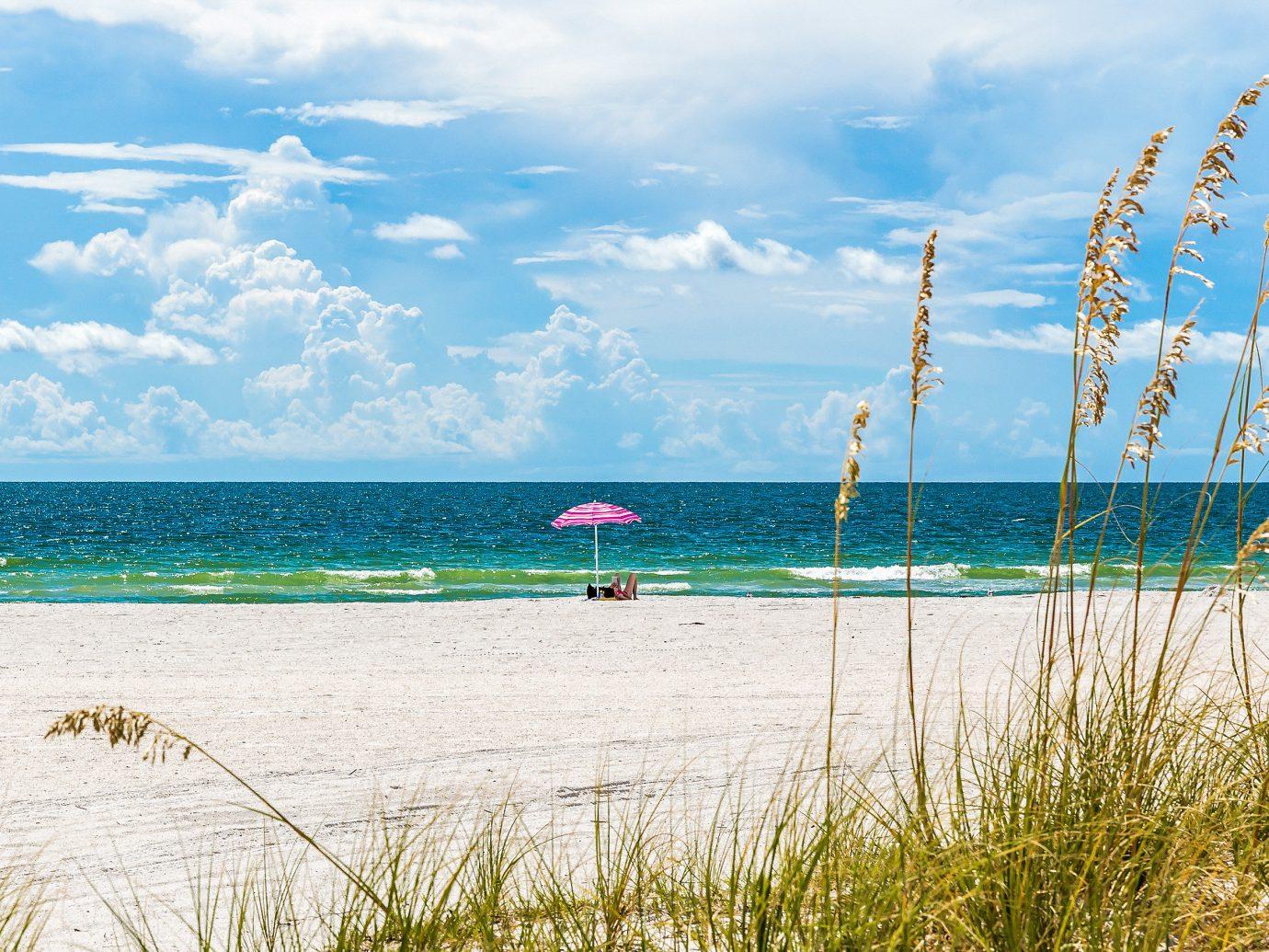 Florida Miami Trip Ideas Weekend Getaways outdoor sky water habitat Beach shore Sea body of water Ocean horizon Coast vacation Nature bay sand caribbean wave sandy
