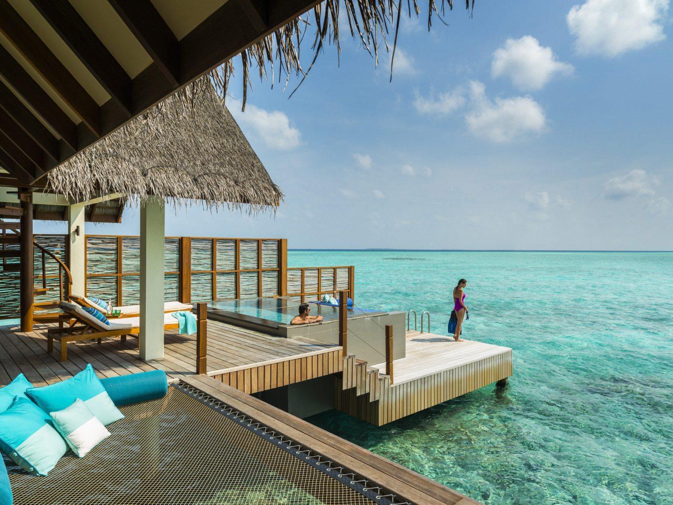 Trip Ideas sky outdoor water leisure vacation swimming pool Resort caribbean Ocean Sea estate Beach Villa overlooking Deck shore