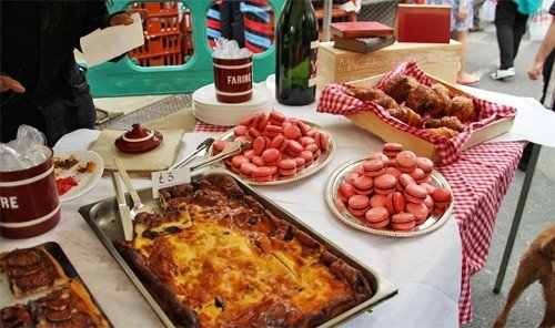 Outdoors + Adventure food table person dish meal brunch breakfast sense supper cuisine christmas dinner several