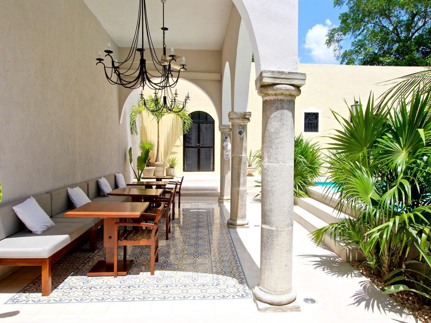 Trip Ideas plant property room estate home Villa condominium furniture Dining interior design real estate cottage mansion Resort apartment area dining table