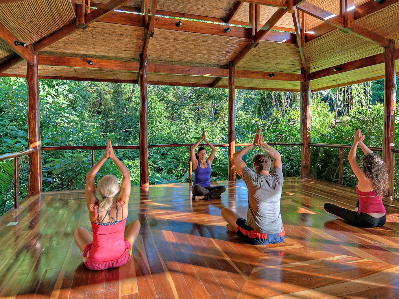 Health + Wellness Hotels Spa Retreats leisure floor building outdoor play equipment Resort Playground Play backyard Family