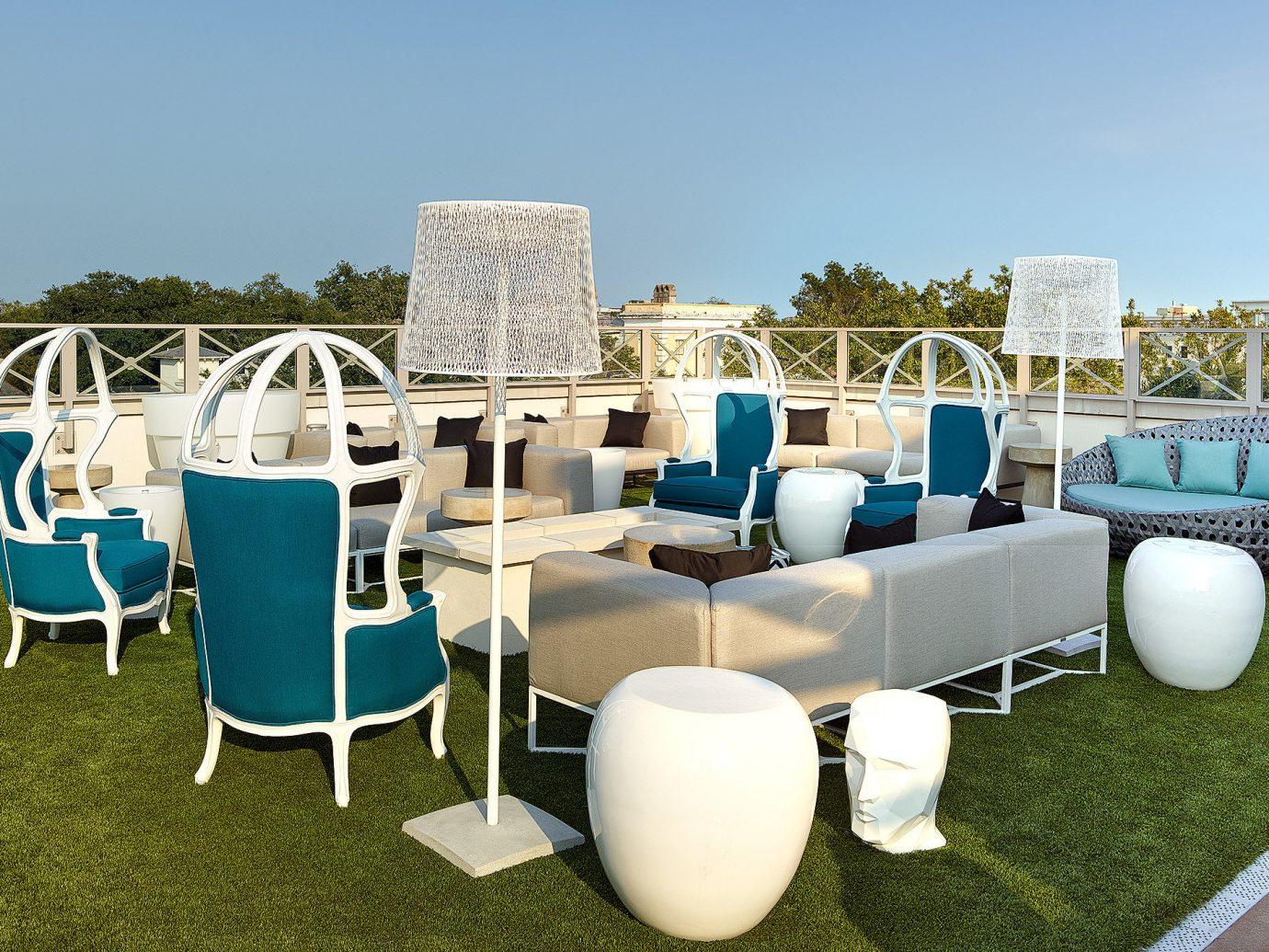 Hotels grass chair leisure room estate home backyard Design interior design furniture table swimming pool set area