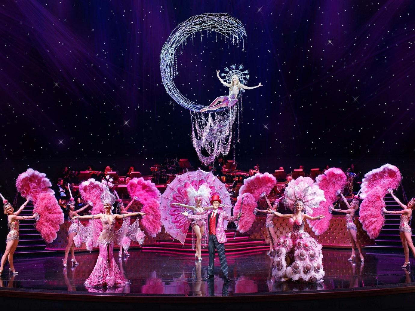 Trip Ideas performance indoor performing arts performance art Entertainment musical theatre stage event colorful