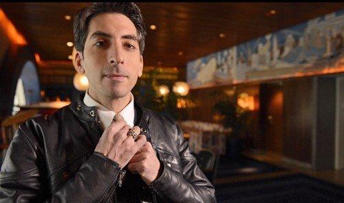 Hotels person man screenshot necktie