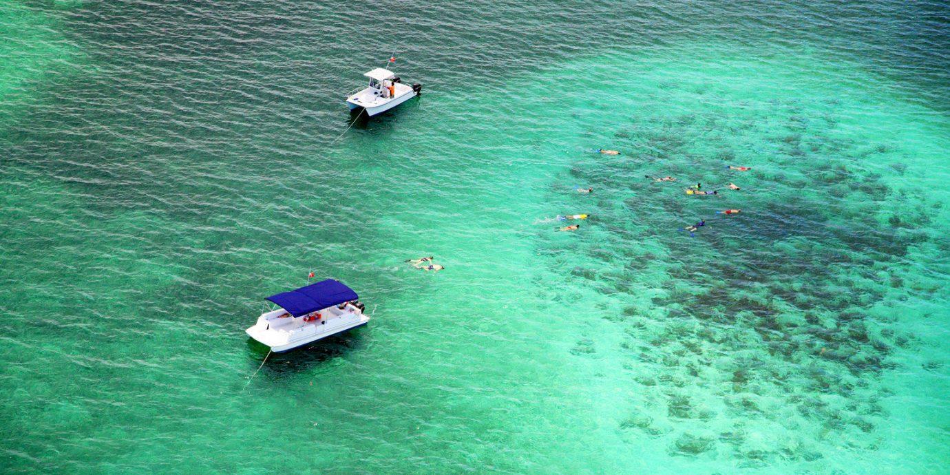Ocean view at Tiamo