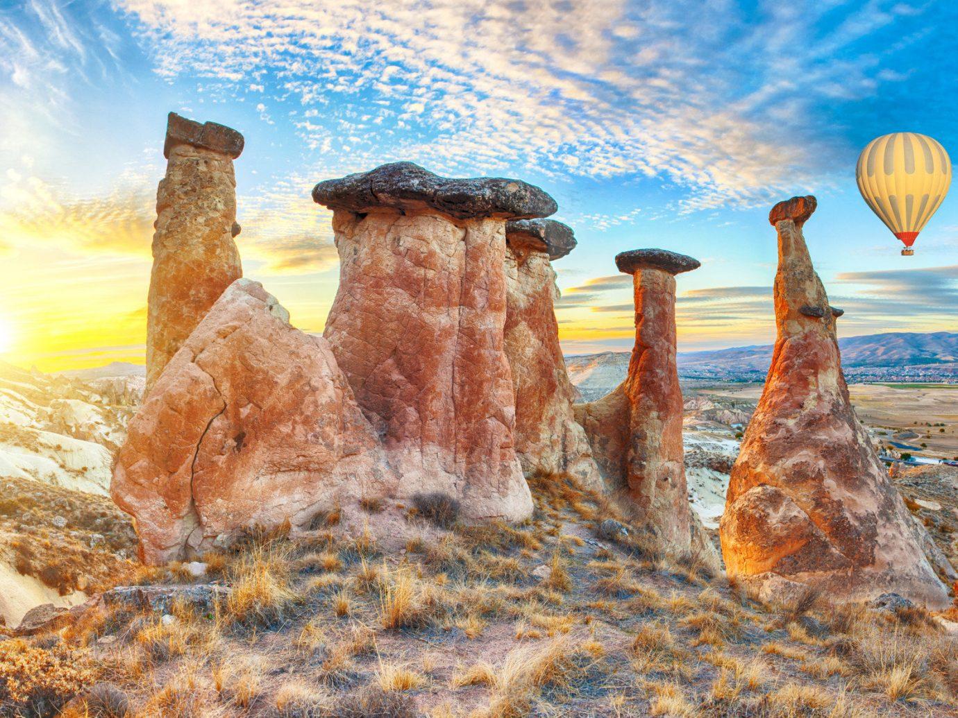 Offbeat Trip Ideas outdoor natural environment wilderness canyon season rock landscape sunlight formation autumn terrain