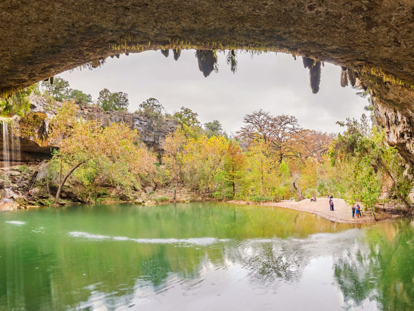 Trip Ideas outdoor tree water Nature River reflection wadi waterway autumn pond surrounded