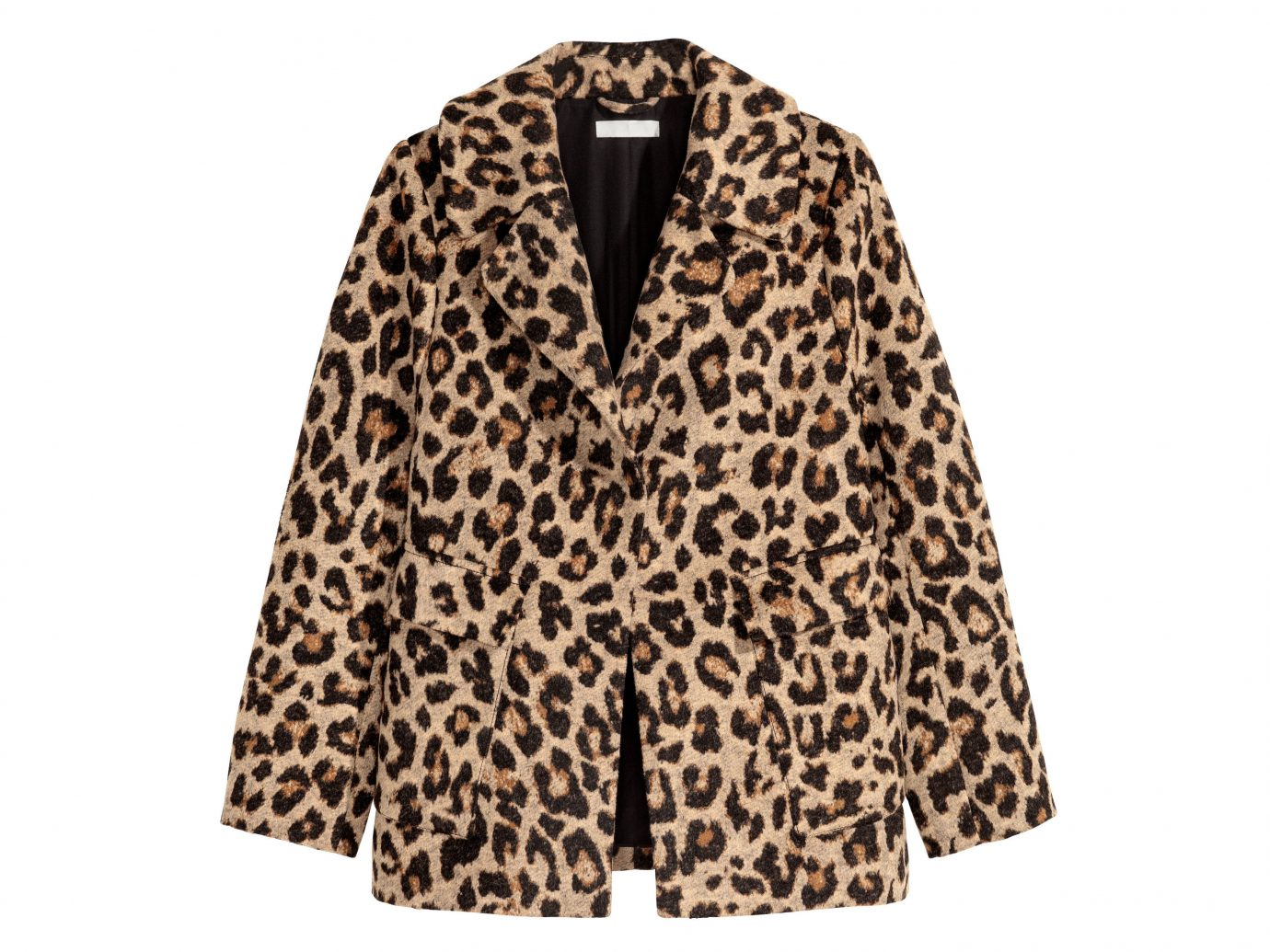 Style + Design clothing jacket outerwear coat sleeve fur costume blazer pattern textile collar