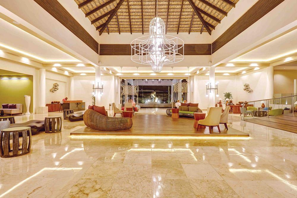 lobby at CHIC by Royalton Resorts