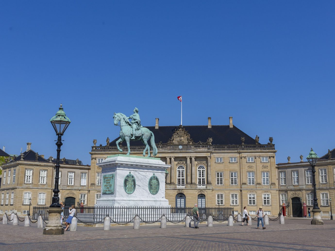 Copenhagen Denmark Trip Ideas palace landmark sky château classical architecture town square plaza building stately home estate tourist attraction presidential palace City facade seat of local government historic site metropolitan area monument tourism official residence